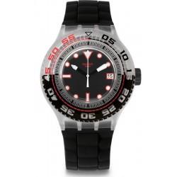 Swatch Мужские Часы Scuba Libre Stormy SUUK400