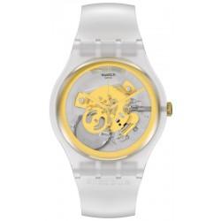 Swatch Club Унисекс Часы New Gent My Time SVIZ102-5300