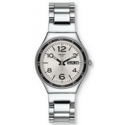 Swatch Унисекс Часы Irony Big Grey Shirt YGS766G