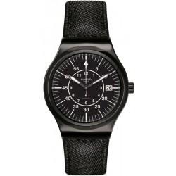 Купить Swatch Мужские Часы Irony Sistem51 Sistem Slate YIB400 Автоматический