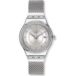 Купить Swatch Женские Часы Irony Sistem51 Sistem Stalac YIS406G Автоматический