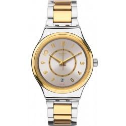Купить Swatch Унисекс Часы Irony Sistem51 Sistem Nugget YIS410G Автоматический