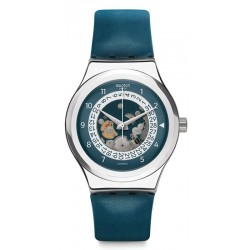 Купить Swatch Унисекс Часы Irony Sistem51 Sistem Through YIS417 Автоматический