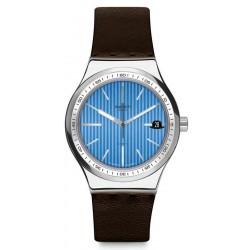 Купить Swatch Мужские Часы Irony Sistem51 Classic Lines YIZ405 Автоматический