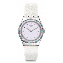 Купить Swatch Женские Часы Irony Medium After Dinner YLS201