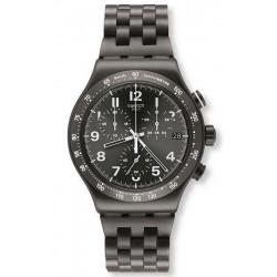 Swatch Мужские Часы Irony Chrono Destination Soho YVM402G Хронограф
