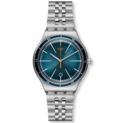 Swatch Мужские Часы Irony Big Classic Star Chief YWS402G