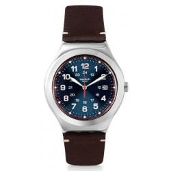Swatch Мужские Часы Irony Big Classic Happy Joe Flash YWS440