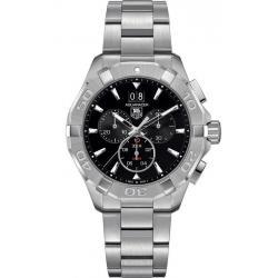 Купить Tag Heuer Aquaracer Мужские Часы CAY1110.BA0927 Кварцевый Хронограф