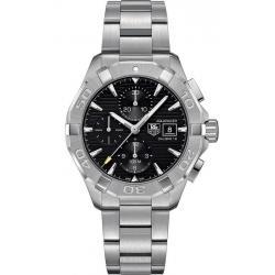Купить Tag Heuer Aquaracer Мужские Часы CAY2110.BA0927 Автоматический Хронограф