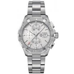 Купить Tag Heuer Aquaracer Мужские Часы CAY2111.BA0927 Автоматический Хронограф