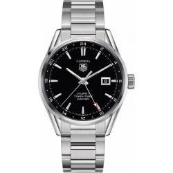Купить Tag Heuer Aquaracer Мужские Часы WAR2010.BA0723 Twin Time Автоматический
