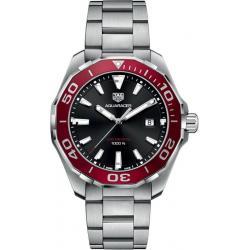 Купить Tag Heuer Aquaracer Мужские Часы WAY101B.BA0746 Quartz