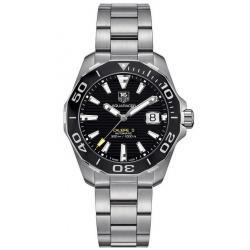 Купить Tag Heuer Aquaracer Мужские Часы WAY211A.BA0928 Автоматический