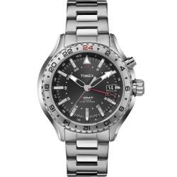 Купить Timex Мужские Часы Intelligent Quartz GMT T2P424