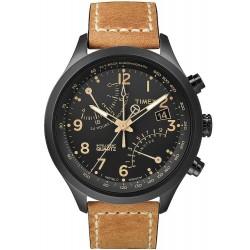 Купить Timex Мужские Часы Intelligent Quartz Fly-Back Chronograph T2N700