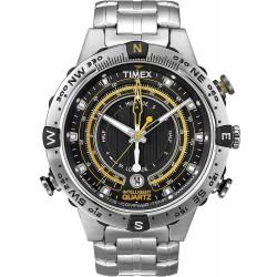 Купить Timex Мужские Часы Intelligent Quartz Tide Temp Compass T2N738