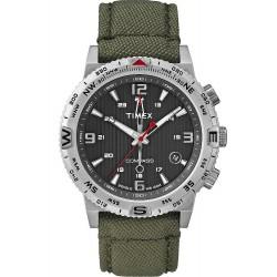 Купить Timex Мужские Часы Intelligent Quartz Compass T2P286