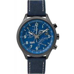 Купить Timex Мужские Часы Intelligent Quartz Fly-Back Chronograph T2P380