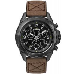 Купить Timex Мужские Часы Expedition Rugged Chrono T49986 Quartz