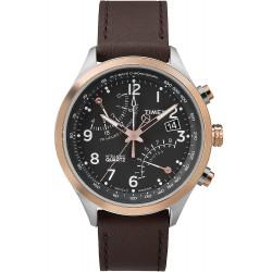 Купить Timex Мужские Часы Intelligent Quartz Fly-Back Chronograph TW2P73400