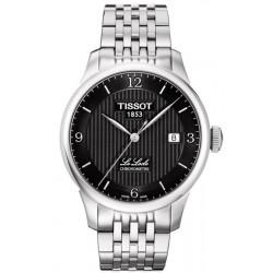 Tissot Мужские Часы T-Classic Le Locle Automatic COSC T0064081105700