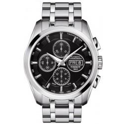 Купить Tissot Мужские Часы Couturier Automatic Chronograph T0356141105101