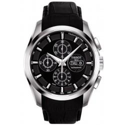 Tissot Мужские Часы Couturier Automatic Valjoux T0356141605100