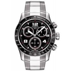 Tissot Мужские Часы T-Sport V8 Quartz Chronograph T0394171105702