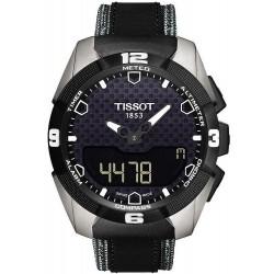 Tissot Мужские Часы T-Touch Expert Solar Titanium T0914204605101