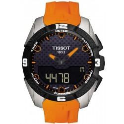 Tissot Мужские Часы T-Touch Expert Solar Titanium T0914204705101