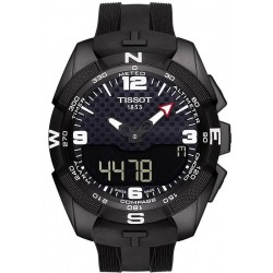 Tissot Мужские Часы T-Touch Expert Solar Titanium T0914204705701