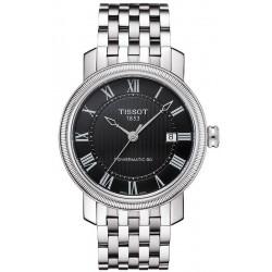 Купить Tissot Мужские Часы Bridgeport Powermatic 80 T0974071105300