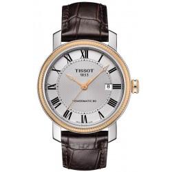 Купить Tissot Мужские Часы Bridgeport Powermatic 80 T0974072603300