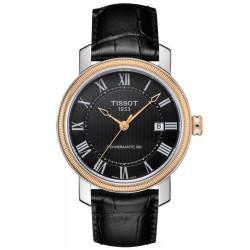 Купить Tissot Мужские Часы Bridgeport Powermatic 80 T0974072605300