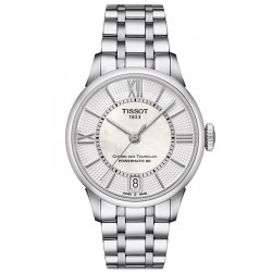 Tissot Женские Часы Chemin Des Tourelles Powermatic 80 T0992071111800