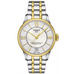 Tissot Женские Часы Chemin Des Tourelles Powermatic 80 T0992072211800
