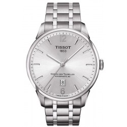 Купить Tissot Мужские Часы Chemin Des Tourelles Powermatic 80 T0994071103700