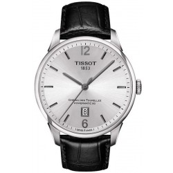 Купить Tissot Мужские Часы Chemin Des Tourelles Powermatic 80 T0994071603700