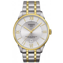 Купить Tissot Мужские Часы Chemin Des Tourelles Powermatic 80 T0994072203800
