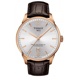 Купить Tissot Мужские Часы Chemin Des Tourelles Powermatic 80 T0994073603700