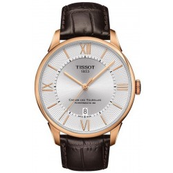 Купить Tissot Мужские Часы Chemin Des Tourelles Powermatic 80 T0994073603800