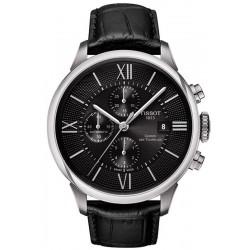 Купить Tissot Мужские Часы Chemin Des Tourelles Automatic Chronograph T0994271605800