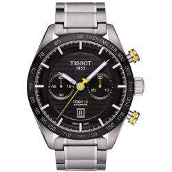 Tissot Мужские Часы PRS 516 Automatic Chronograph T1004271105100