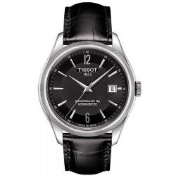 Купить Tissot Мужские Часы Ballade Powermatic 80 COSC T1084081605700