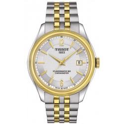 Купить Tissot Мужские Часы Ballade Powermatic 80 COSC T1084082203700